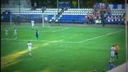 Нападател спасява дузпа в мач от Русия