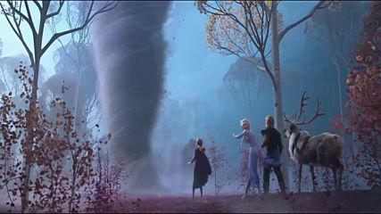 Замръзналото кралство 2 - ТВ спот