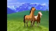 Песен На Бг От Анимацията spirit