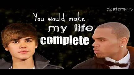 Крис Браун ft. Джъстин Бийбър- Next 2 You текст ..