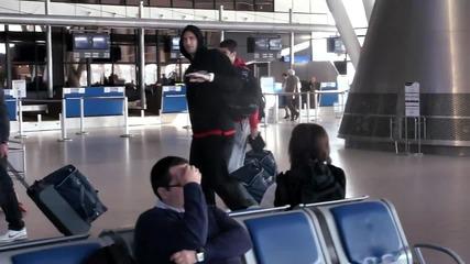 ЛукОйл Академик замина без Ламонт Мак за Чехия