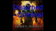 Disturbed - Criminal