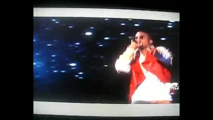 Nothing On Your/airplanes/ The Only Exception B.o.b, Paramore & Bruno Mars - 2010 Video Music Awards
