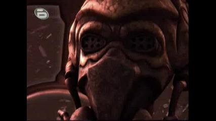 Star Wars The Clone Wars - Епизод 2 1/2