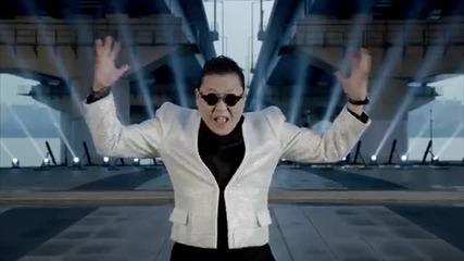 Нов хит!!! Psy - Gentleman