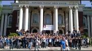 Левски Ултрас преди дербито 29.04.2012