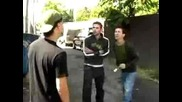 David Blaine Street Magic