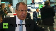 Russia: Moscow will reciprocate and seize foreign state assets - Lavrov