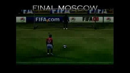 Champions League Penalties Final Moscow :d