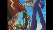 Yu-Gi-Oh! Сезон 4 Yugi vs weabol
