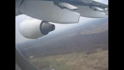 Излитане На Самолет