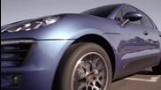 Изработката на Porsche Macan