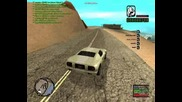 San Andreas Multiplayer Drift and Tricks