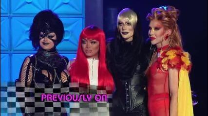 .финал. Rupauls Drag Race All Stars E06