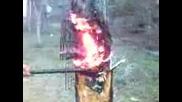 Пламтящ Бор