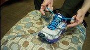 Как да си връзваме връзките на обувките за една секунда