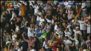 29.04.14 (полуфинал) Байерн Мюнхен - Реал Мадрид 0 - 4 Първи гол на Серхио Рамос