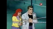 Spider - Man Tas - 51 - Partners In Danger, Chpater X - The Lizard King