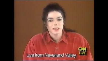 Michael Jacksons 1993 Neverland Statement