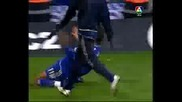 Arsenal - Chelsea 1:2 Drogba Goal