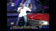 Wwe Smackdown 10.2.2006 Randy Orton се подиграва с Eddie Guerrero a Rey Mysterio го атакува
