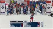 Световно първенство по Биатлон 2015 Преследване за мъже, 6 Място за Владимир Илиев