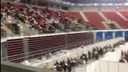 Обстановката в Арена Армеец