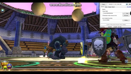 wizard101 Pvp 2 chast
