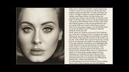 *2015* Adele - Sweetest Devotion