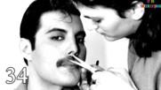 Фреди Меркюри - от 1 до 45 години