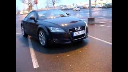 Best Audi Tt ever,  Topspeed 270 Km/h