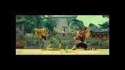 Kung fu fighting - песента + част от Кунг - фу панда
