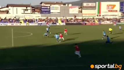 Монтана 0-5 Цска София