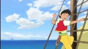 Sinbad_ Mahō no Lamp to Ugoku Shima Trailer