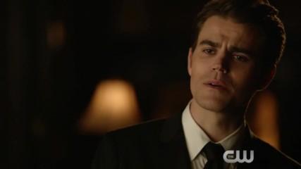 The Vampire Diaries (дневниците на вампира финал) Finale Teaser 4 Hd Delena