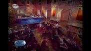 Мusic Idol 2 - Люси Се Кара С Право 04.03.08