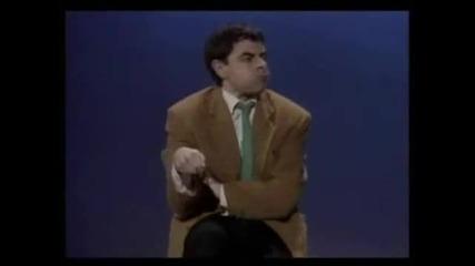 Rowan Atkinson - наръчник за перфектната първа среща