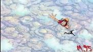One Piece Amv - Luffy Vs Hody Overkill