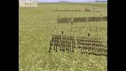 Rome Total War Online Battle # 39 Macedon vs Rome