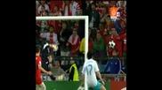 Швейцария - Турция 1:2 Семит Шентюрк Гол