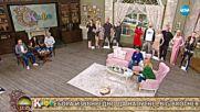"""Моника Валериева подкрепи Дебора в """"На кафе"""" - Big Brother: Most Wanted"""