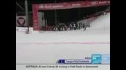 Рийш и Путиайнен си разделиха първото място на слалома във Флахау