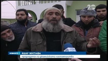 """Всички задържани при акция """"Антитерор"""" остават в ареста"""