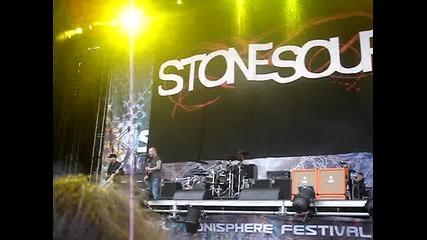 Stone Sour in Bg