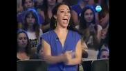 X-factor Анна Овчарова дигна публиката на крака!