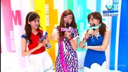 (hd) Park Moo Jin - Different Different ~ Music Core (11.08.2012)
