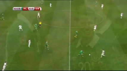 ВИДЕО: Ирландия – Гибралтар 7:0