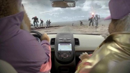реклама на Kia ( Официално видео) 2011