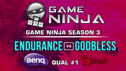 Game Ninja CS:GO #1 - Endurance vs GodBless
