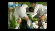 Талант на Реал Мадрид избухна срещу Наполи в младежката шампионска лига !